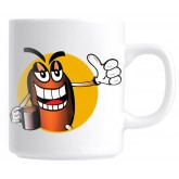 coffee mug white