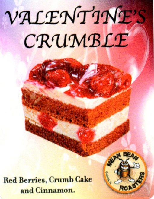 Valentine Crumble